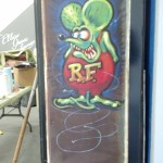 Rat Fink Screen