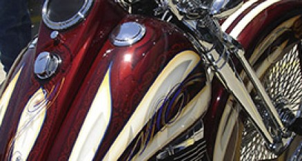 Full paint jobs or add a bit of flash to your existing paint