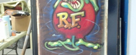 Rat Fink he's back!